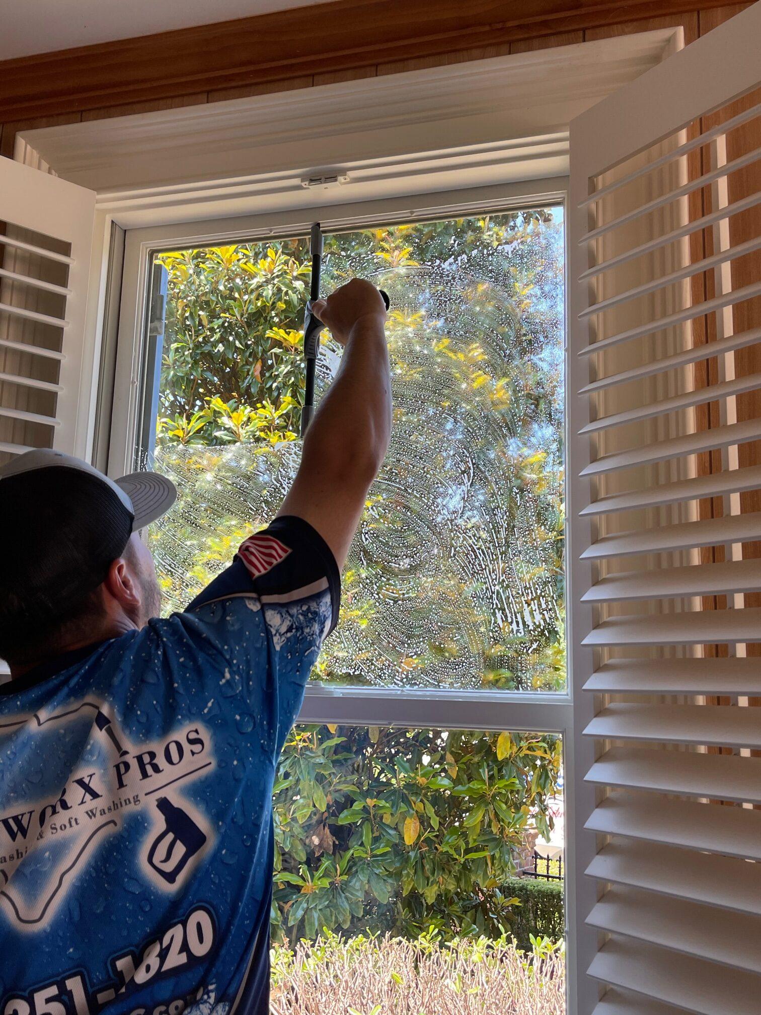 window washing service columbia sc